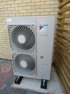 Daikin Air Source Heat Pump